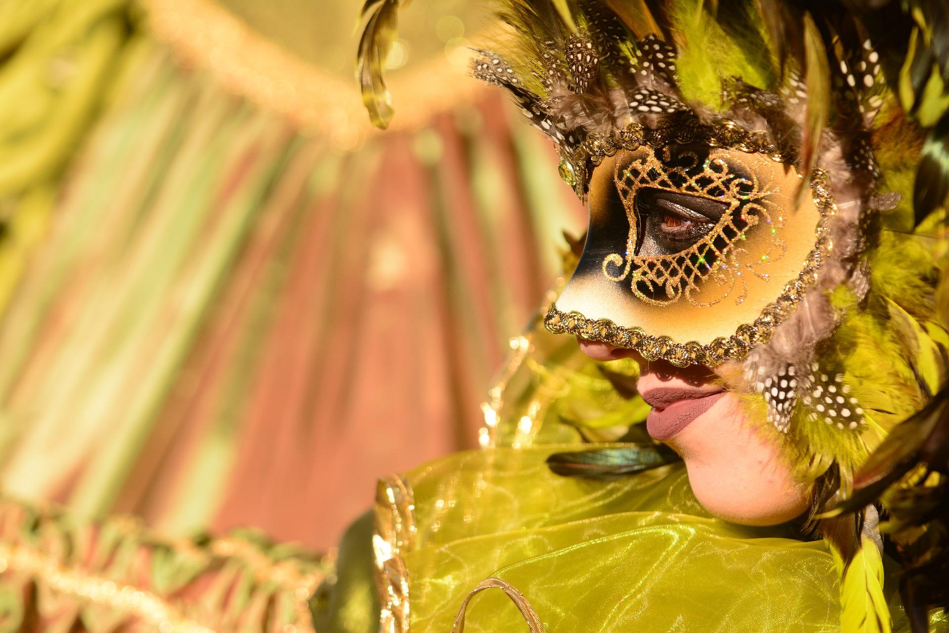 Un baile de máscaras: Yo también quiero ser grande