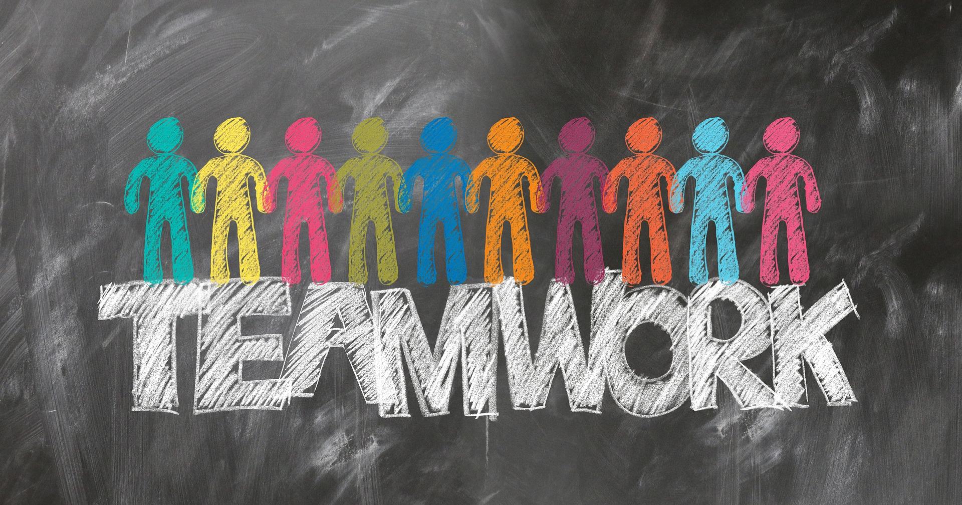Trabajo en equipo #coworking