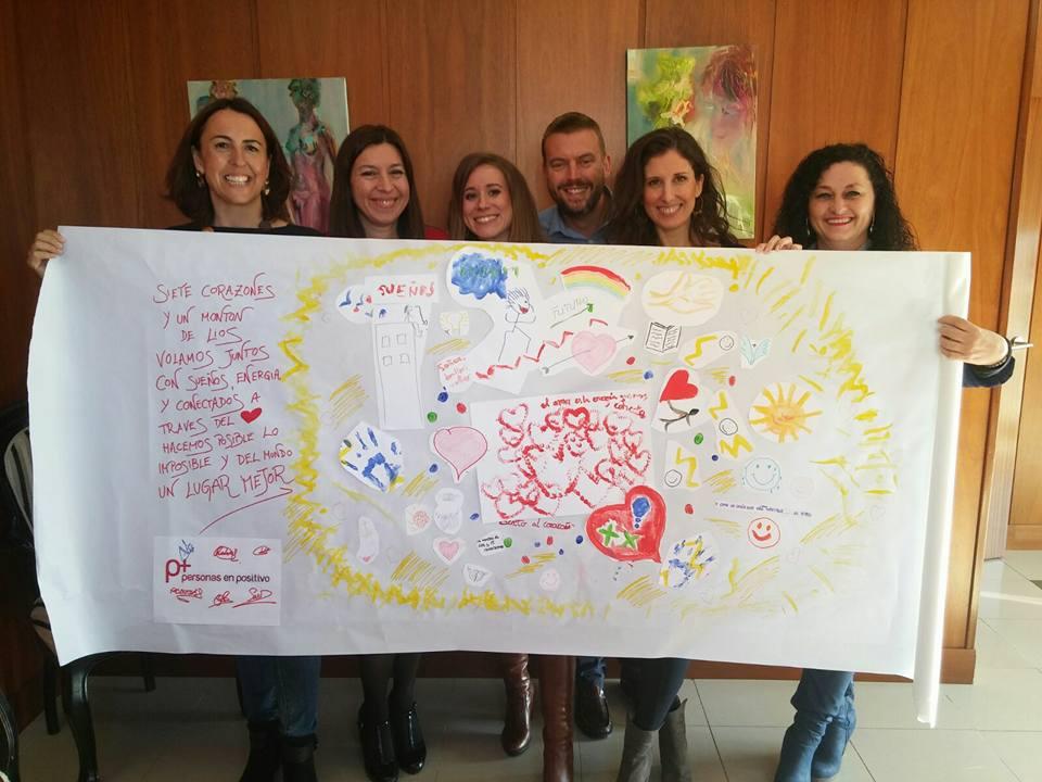 Team Day Personas en Positivo #JuntosEnPositivo