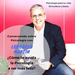 Conversando sobre Psicología - Leocadio Martin - Almudena Lobato